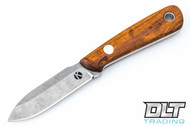 Koster WSS Neck Knife - Desert Ironwood - #7