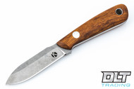 Koster WSS Neck Knife - Desert Ironwood - #14