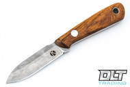 Koster WSS Neck Knife - Desert Ironwood - #16