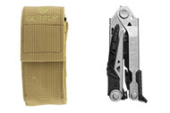 Gerber Center-Drive - Tan Molle Sheath