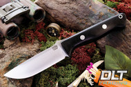Bravo 1 CPM M4 Black Canvas Micarta