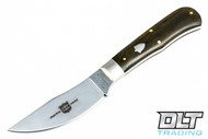 Great Eastern H73416 Upland Hunter - OD Green Canvas Micarta
