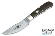 Great Eastern H23416 Upland Hunter - OD Green Canavas Micarta