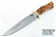 Jesse Hemphill Custom - Spalted Birch - #1