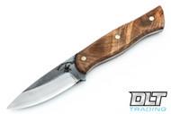 Jesse Hemphill Custom Swede - Stabilized Burl - #10