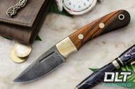Essential Damascus - Bolster - Desert Ironwood - #2