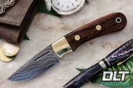 Essential Damascus - Bolster - Desert Ironwood - #4