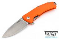 LionSteel KUR - Orange G-10