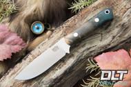Bravo Necker II CPM-154 Dark & Green Brown Maple Burl