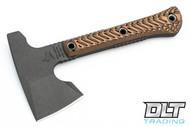 RMJ Tactical Mini Jenny Hammer Poll - Hyena Brown G-10