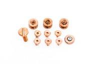 Hinderer Eklipse Hardware Kit - Copper