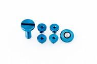 Hinderer MP-1 Hardware Kit - Blue
