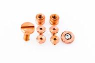 Hinderer Half Track Hardware Kit - Copper