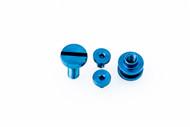 Hinderer Maximus Hardware Kit - Blue