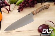 "8"" Chef's Knife CPM-154 Birdseye Maple"