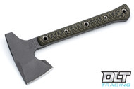 RMJ Tactical Jenny Wren Hammer Poll - Dirty Olive G-10