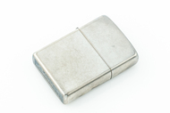 Zippo Weathered Chrome Lighter