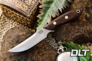 Adventurer Persian CPM-154 American Walnut - Brass Hardware