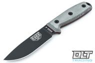 ESEE 4P - Black Blade