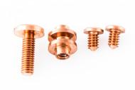 Hinderer Maximus Hardware Kit - Copper