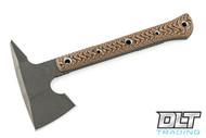 RMJ Tactical Jenny Wren - Hyena Brown G-10