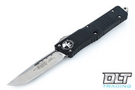 Microtech 143-4 Combat Troodon S/E - Black Handle - Satin Blade