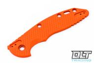 "Hinderer 3.5"" XM-18 4-Way Scale Kit - Textured Orange G-10"