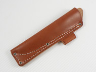 Bushcraft A Sheath - Brown Left