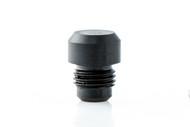 Hinderer Investigator Pen Flat End - Black Stainless Steel