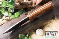Highland Special Desert Ironwood Burl - Black Liners - Mosaic Pins
