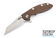 """Hinderer 3"""" XM-18 Wharncliffe - FDE G-10"""