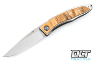 Chris Reeve Knives Mnandi - Spalted Beech Inlay - #22