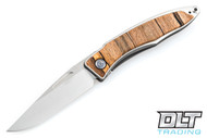 Chris Reeve Knives Mnandi - Spalted Beech Inlay - #23