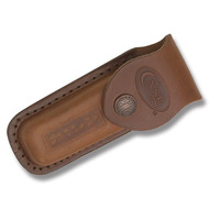 Case Leather Trapper Sheath