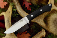 Classic Drop Point Hunter A2 Black G-10