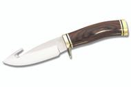 Buck 191 Zipper Heritage Walnut