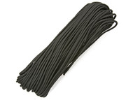 Black 550 Paracord - 100 Feet
