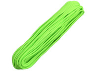 Neon Green 550 Paracord - 100 Feet