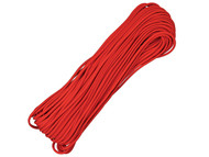 Red 550 Paracord - 100 Feet