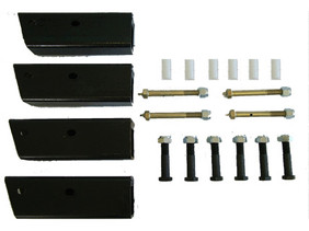 9 Ton Tri-Axle Equalizer Kit (1 Per Trailer)