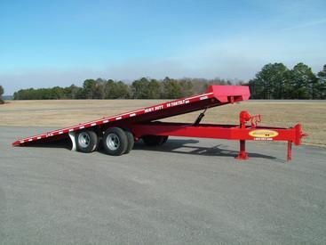 Econoline trailers and parts gooseneck trailers dovetail 10 ton heavy duty dual tandem tilt dp1025te asfbconference2016 Choice Image