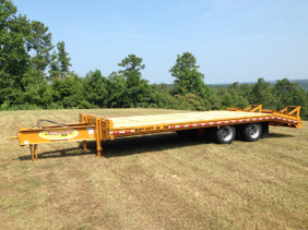 18-Ton Heavy Duty Dual-Tandem Dovetail *Air Brakes* DP1825DA