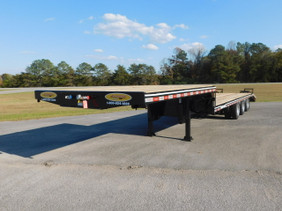 40' 30-Ton Tri-Axle Drop Deck Dovetail with Air Brakes CD3040DA