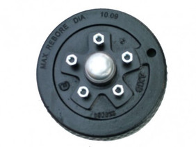 5-Lug Mini-Max Trailer Brake Hub
