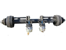 12,000 Dual Tandem Air Brake Axle