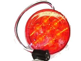 Round LED Brake/Turn Signal Light