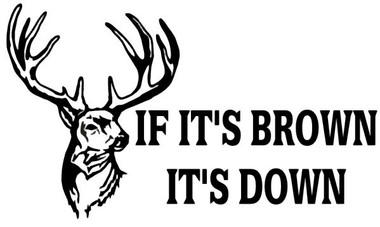 Deer Decals and Deer Hunting Stickers. Personalize any of our hunting decals with your choice of text, color and size.These are perfect for trucks, cars, windows, gun cabinets, 4-wheelers, boats, mailboxes or any clean semi-smooth surface. Show your passion for hunting. Free Shipping on all orders over $25.00
