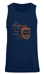 My Husband is a Reef Tank Master - Tank Top