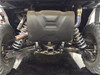 Rear shocks installed