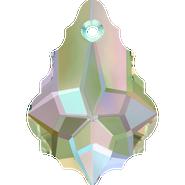 Swarovski Pendant 6090 - 16x11mm, Crystal Paradise Shine (001 PARSH), 2pcs